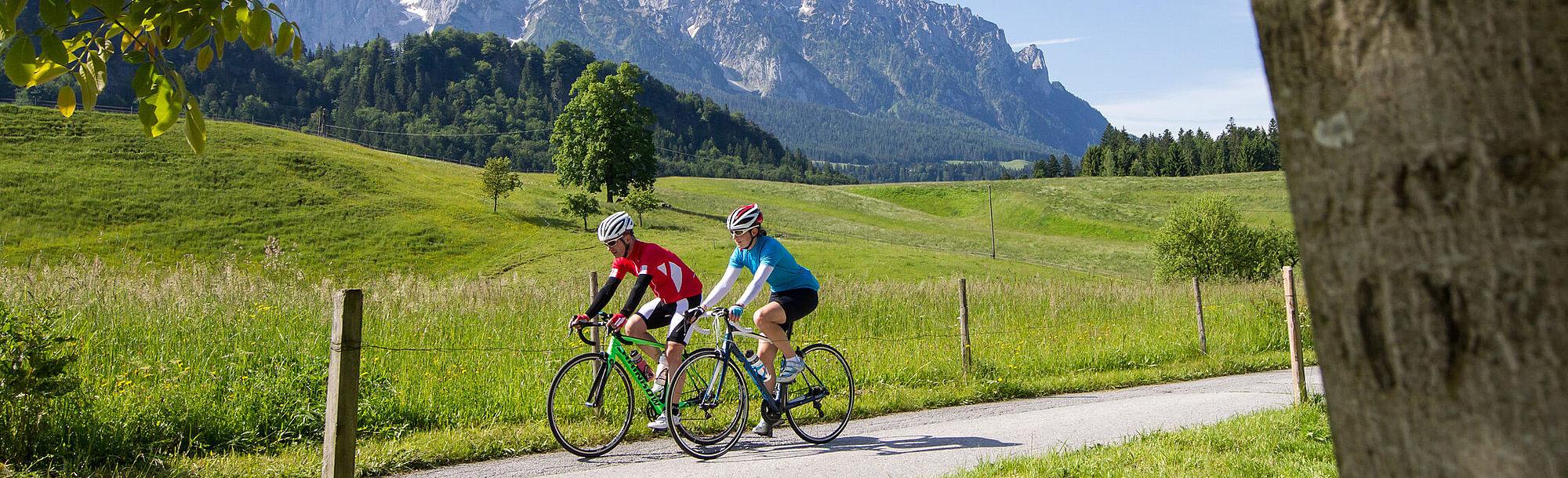 Wunderschöne Radwege rund um das DAS SIEBEN 4* Superior Gesundheits-Resort, Hotel & SPA