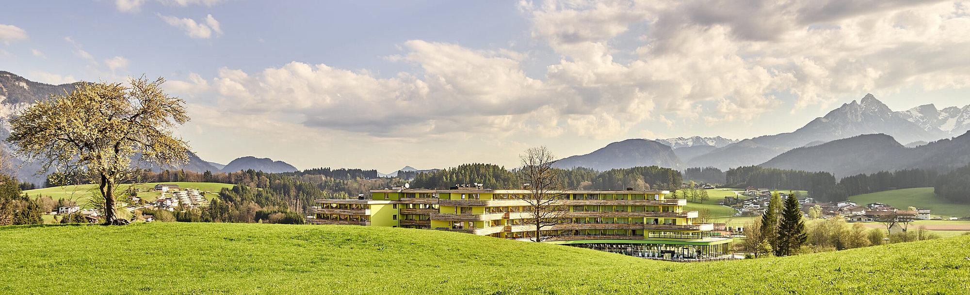Erholen & Entspannen im DAS SIEBEN 4* Superior Gesundheits-Resort, Hotel & SPA