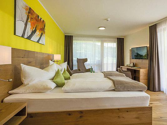 Standard Doppelzimmer - Eiche