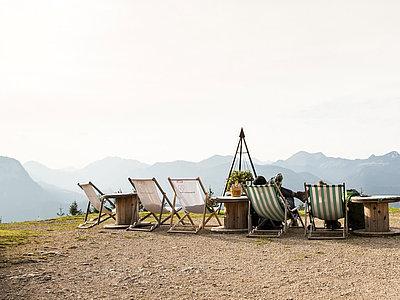 Aussichtsplatz Kaisergebirge