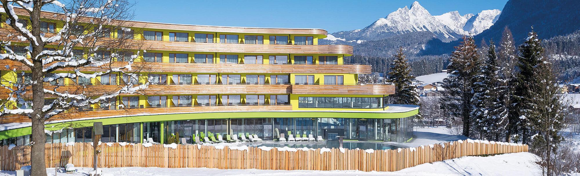 Weihnachtsfeiern im DAS SIEBEN 4* Superior Gesundheits-Resort, Hotel & SPA