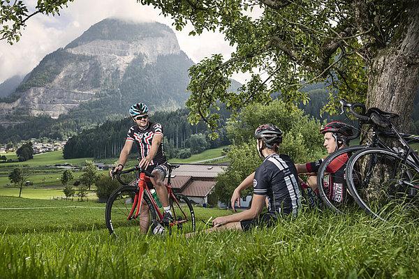 Mountainbiketouren im Kufsteinerland