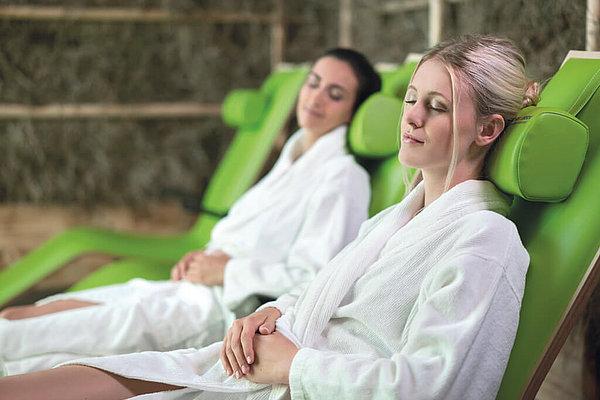 Entspannen beim Wellness & Spa im DAS SIEBEN Gesundheits-Resort