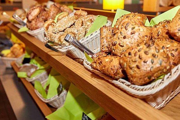 Frisches Brot & Gebäck