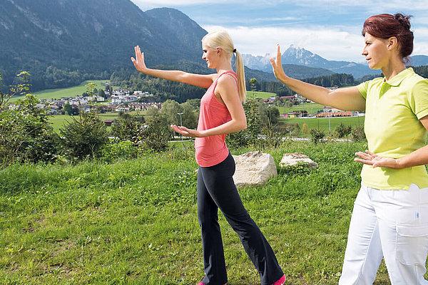 Aktiv- & Entspannungsprogramm