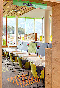 Restaurant - Waldstüberl