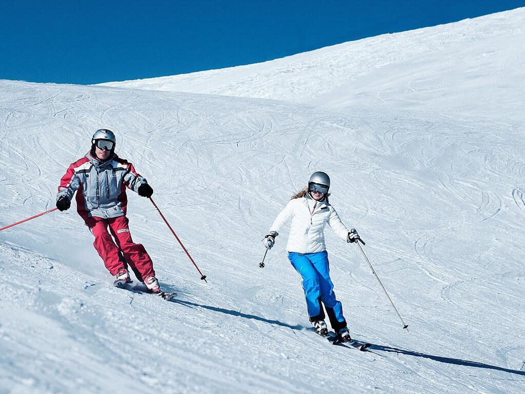 SkiWelt Wilder Kaiser Brixental - Pistenspaß